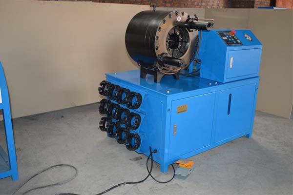 3 '' - krimpovací stroj