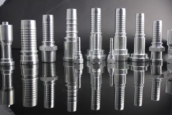 6 mm hydraulická hadice, montážní vložka, vsuvka, vsuvka