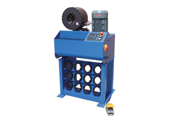 Hydraulické lisovací stroje