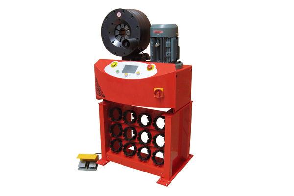 Hydraulické stroje-stroje
