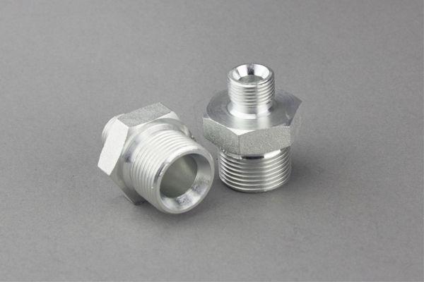 Konektory pro O-kroužek-čelní adaptér